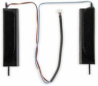 Vorschau: Lautsprecher-Set L/R, 4 Ohm, 1,2 W, aus Laptop