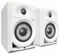 """Vorschau: Aktiv-Lautsprecher PIONEER DJ DM-40-W, 4"""", weiß"""