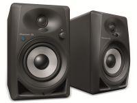 """Vorschau: Aktiv-Lautsprecher PIONER DJ DM-40BT, schwarz, 4"""", Bluetooth"""