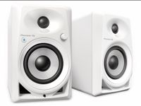 """Vorschau: Aktiv-Lautsprecher PIONEER DJ DM-40BT, weiß, 4"""", Bluetooth"""
