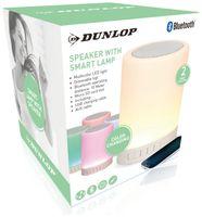 Vorschau: Bluetooth Lautsprecher DUNLOP, 3 W, LED-Licht
