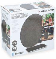Vorschau: Bluetooth Lautsprecher DUNLOP, 2x5 W, schwarz