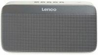 Vorschau: Bluetooth Lautsprecher LENCO BT-200 Light, silber, 2x5 W, Bluetooth, LED