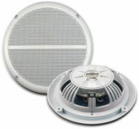 """Vorschau: Außen-Lautsprecher CHILITEC CT-65SL, wasserfest, SlimDesign 6,5"""", 100 W, weiß"""