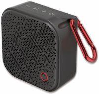 Vorschau: Bluetooth Lautsprecher HAMA Pocket 2.0, 3,5 W, wasserdicht, schwarz