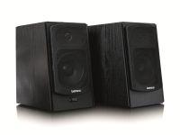 Vorschau: Aktiv-Lautsprecher LENCO SPB-260BK, 2x 60 W RMS, Bluetooth, schwarz