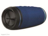 Vorschau: Bluetooth Lautsprecher SWISSTONE BX 520 TWS, Blau