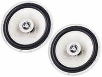 Vorschau: 2-Wege-Koax-Lautsprecher HAMA 136681, 30/150 W, 2 Stück, weiß