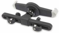 Vorschau: Kopfstützenhalterung für Tablet 17,78...26,42 cm, mit KFZ-USB-Lader 2,1A/1A