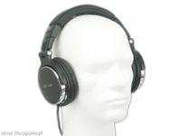 Vorschau: DJ-Kopfhörer GEMBIRD MHP-YUL-BK MONTREAL