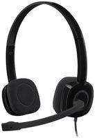 Vorschau: Stereo-Headset LOGITECH H151, 3,5 mm Klinke