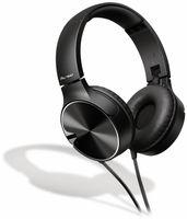 Vorschau: On-Ear Kopfhörer Pioneer SE-MJ722T, schwarz, Mikrofon