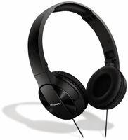 Vorschau: On-Ear Kopfhörer Pioneer SE-MJ503T, schwarz, Mikrofon