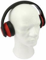 Vorschau: Bluetooth Headset, BKH, schwarz/rot, B-Ware