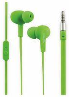 Vorschau: In-Ear Ohrhörer LOGILINK HS0044, grün, wassergeschützt (IPX6)