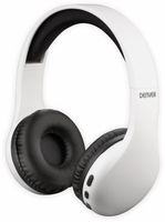 Vorschau: Bluetooth Over-Ear Kopfhörer DENVER BTH-240, weiß