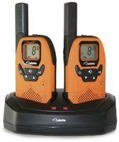 Vorschau: PMR-Funkgeräte-Set DETEWE Outdoor 8000 Duo Case