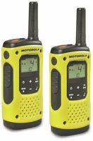 Vorschau: PMR-Funkgeräte-Set MOTOROLA TLKR T92 H2O