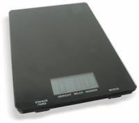 Vorschau: Digitale Küchenwaage, TR-KSg-02 schwarz