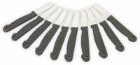 Vorschau: Messerset ALPINA, 10 Stück, verschiedene Farben