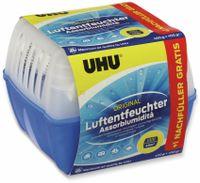 Vorschau: Luftentfeuchter UHU AIR MAX 47130 inkl. 2x450g Granulat