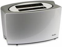 Vorschau: Doppelschlitz, Toaster, TR-Tds-04, weiß, 800 W, silber