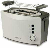 Vorschau: Doppelschlitz, Toaster, TR-Tds-05, weiß, 800 W, B-Ware