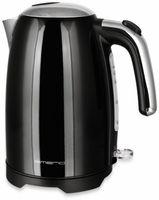 Vorschau: Wasserkocher EMERIO WK-121591, 2200 W, schwarz