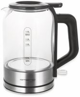 Vorschau: Wasserkocher EMERIO WK-122574, Glas, 2200 W