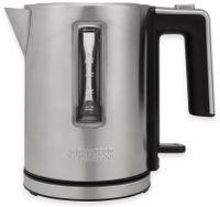 Vorschau: Wasserkocher PRINCESS 236045 Deluxe, 1 L, 2200 W, Edelstahl