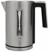 Vorschau: Wasserkocher PRINCESS 236047 Deluxe, 1,7 L, 3000 W, Edelstahl