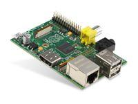 Vorschau: Raspberry Pi Model B