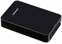 Vorschau: USB 3.0-HDD INTENSO Memory Center, 4 TB, schwarz