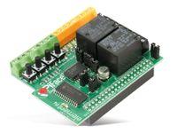 Vorschau: Raspberry Pi B+ Zusatzplatine PIFACE DIGITAL 2