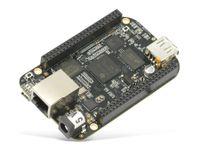Vorschau: Einplatinen-Computer BeagleBone Black Rev C, 4 GB eMMC