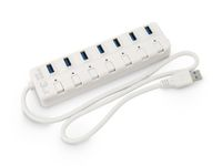 Vorschau: USB 3.0 Hub RED4POWER R4-U003W