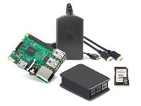 Vorschau: Raspberry Pi 3 Model B Starter Kit