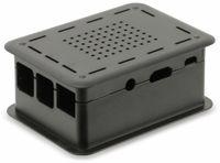 Vorschau: Raspberry Pi Gehäuse TEKO TEK-RPI-XL3.9, schwarz