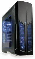 Vorschau: PC-Gehäuse KOLINK Vault, Midi-Tower, 3 Lüfter LED