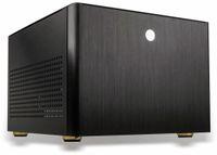 Vorschau: PC-Gehäuse KOLINK Satellite Plus, Mini-ITX/Micro-ATX, schwarz