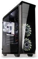 Vorschau: PC-Gehäuse KOLINK Luminosity, Midi-Tower, schwarz