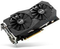 Vorschau: Grafikkarte ASUS ROG STRIX-GTX1050-2G-Gaming, 2 GB DDR5