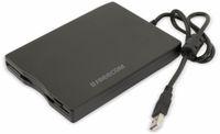 Vorschau: Disketten-Laufwerk FREECOM 22767, extern, USB, schwarz