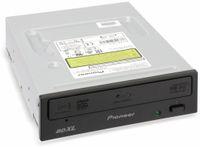 Vorschau: Blu-ray Brenner PIONEER BDR-209EBK, BDXL, schwarz