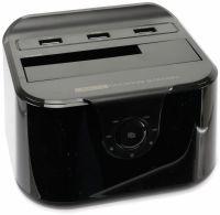 """Vorschau: Festplatten-Dockingstation DSS-03B, 2,5/3,5"""", 3x USB 3.0, schwarz"""