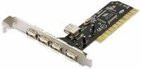 Vorschau: USB-Karte SD-U26212-4E1I-J3, 5x USB 2.0