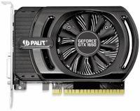 Vorschau: Grafikkarte PALIT GTX 1650, 4 GB, HDMI, DVI