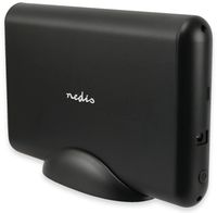 "Vorschau: Festplattengehäuse NEDIS, USB-Typ C, 3,5"""