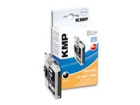 Vorschau: Tintenpatrone KMP, kompatibel für Brother LC-980/LC-1100BK, schwarz