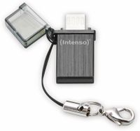 Vorschau: USB 2.0 Speicherstick INTENSO Mini Mobile Line, 8 GB